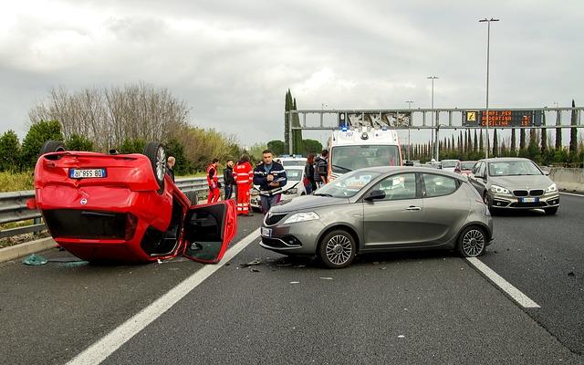תאונות דרכים, תאונת דרכים, עורך דין לתעבורה, גילי קרמר